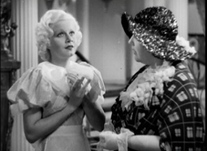 Jean Harlow - Bombshell Lola has a vision