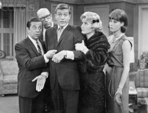 Dick Van Dyke and Cast