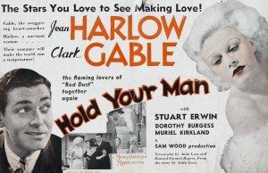 Poster - Hold Your Man (1933)_04