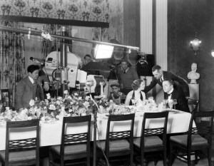 James-Wong-Howe-Myrna-Loy-W.S.-Van-Dyke-William-Powell-during-filming-of-The-Thin-Man-1934