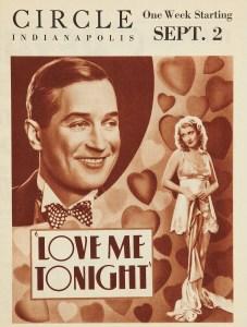 Poster - Love Me Tonight_01