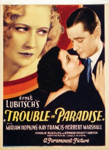 trouble in paradise movie poster 4