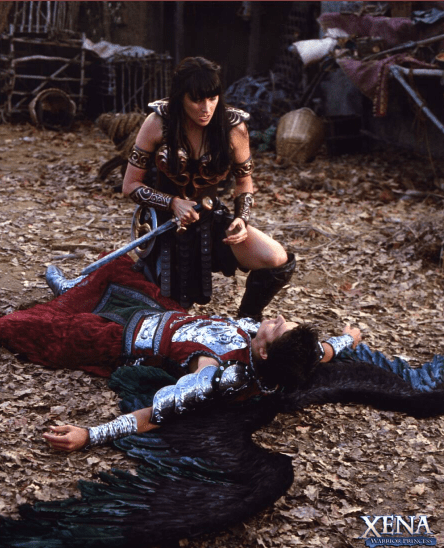THE XENA SCROLLS: An Opinionated Episode Guide (603 & 604