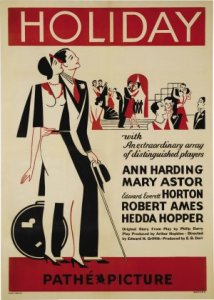 Holiday1930poster