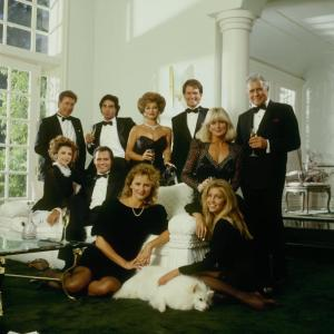 EMMA SAMMS;JOHN JAMES;MICHAEL NADER;RAY ABRUZZO;LISA MORROW;STEPHANIE BEACHAM;GORDON THOMSON;LINDA EVANS;HEATHER LOCKLEAR;JOHN FORSYTHE