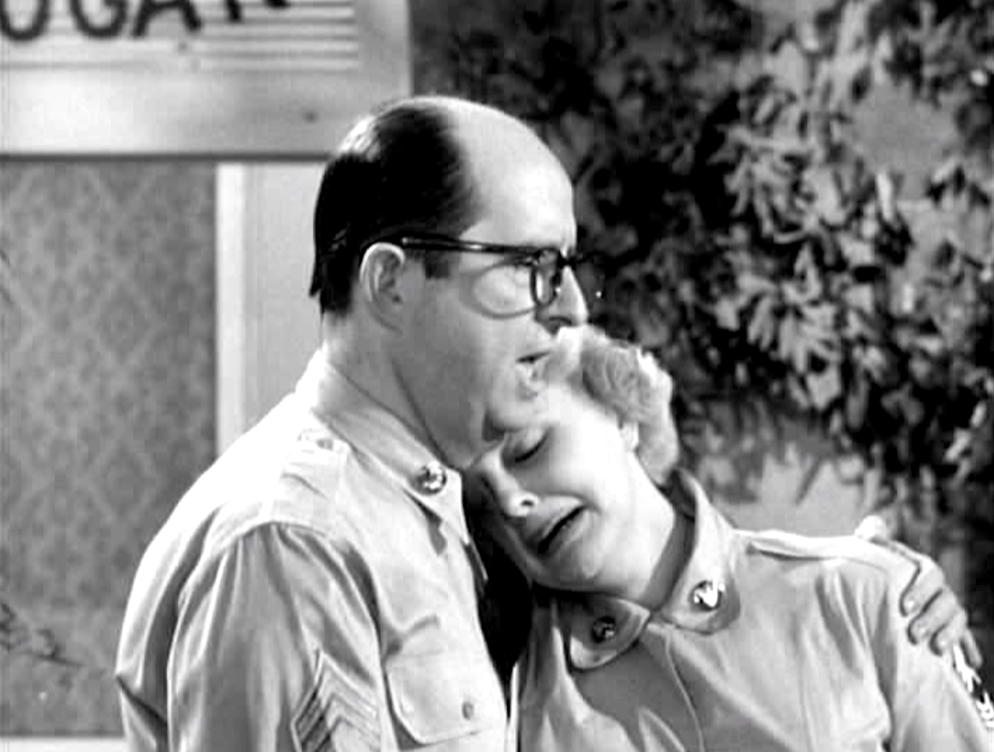 The Phil Silvers Show : SE 01 Ep 16 :  Hollywood