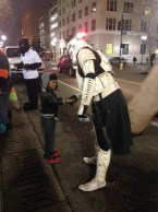 Storm Trooper at Art Walk