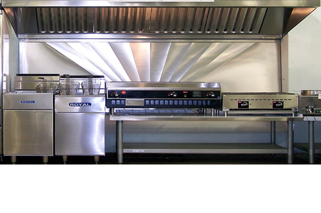 Commercial Kitchen Hood Cleaning Jacksonville