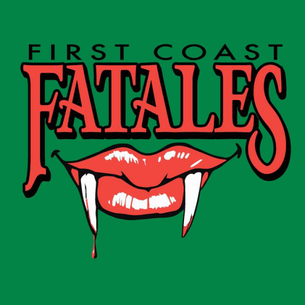 First Coast Fatales Logo