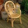 Rattan Pole Child's Chair