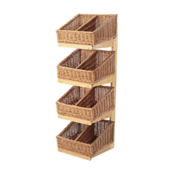 4 Tier Shelf Unit