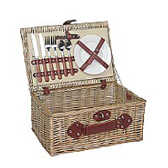 2 Person Fitted Hamper