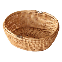 Oval Swing Handle Market Basket