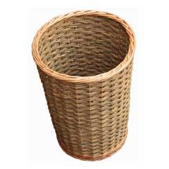 Round Hallway Basket
