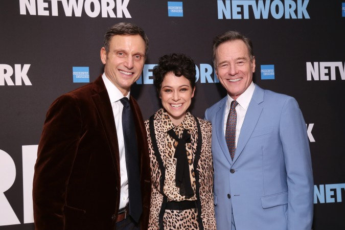 'Network' Launch Party