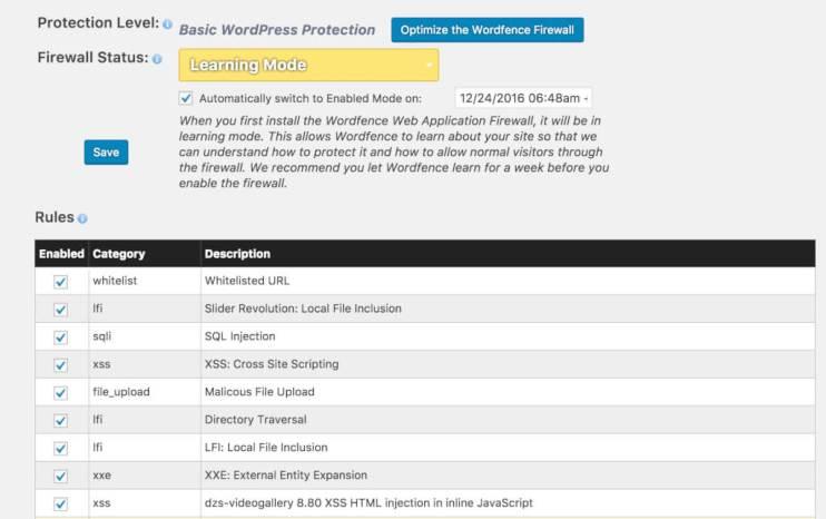 Wordfence Security超過百萬人安裝的wordpress安全防護必備外掛 2