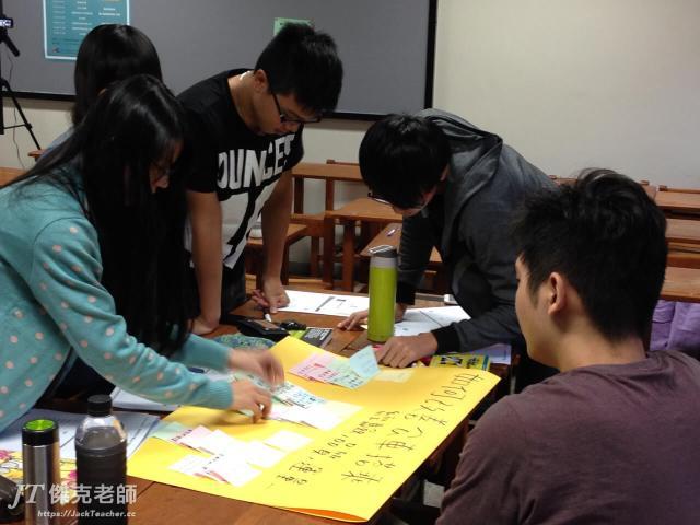 台灣師範大學-創意思考方法、遊戲與訓練課程