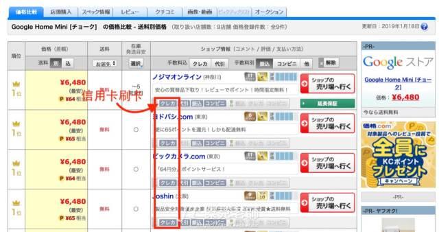 kakaku日本比價網站如何使用?