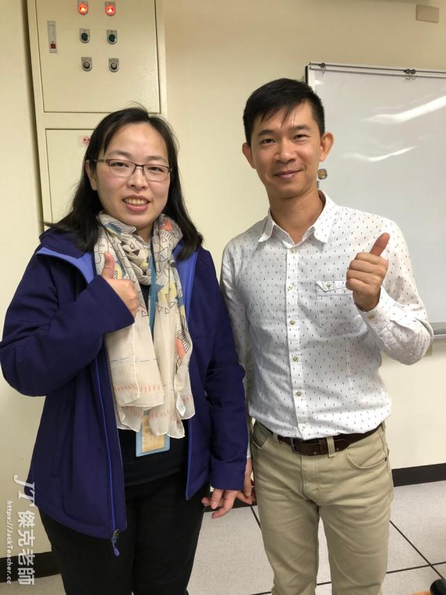 數位人文創新課程典藏計劃主持人聖約翰科大工管系劉嘉惠老師