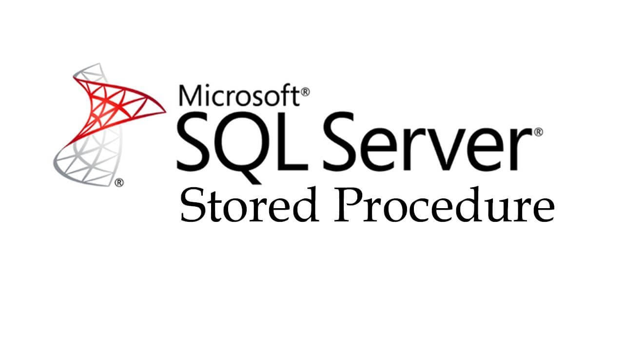 系統預存程序 ms sql server stored procedure