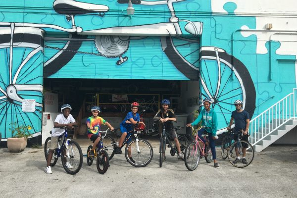 Group ride pic