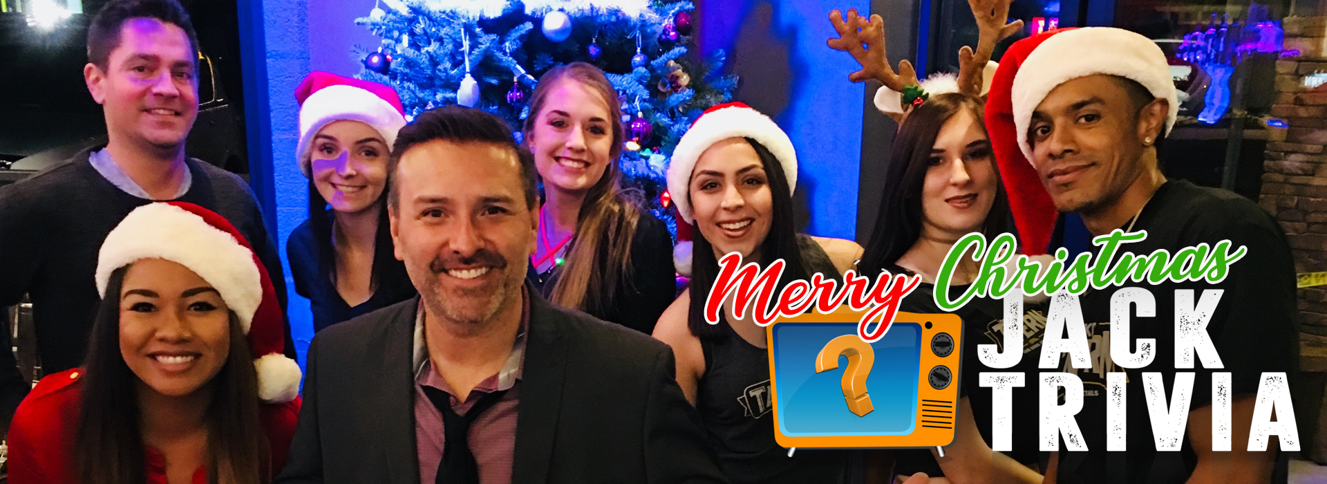 MERRY CHRISTMAS FROM JACK TRIVIA