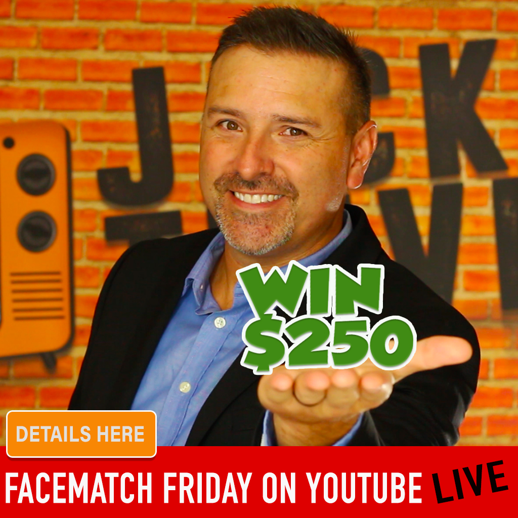 FACEMATCH FRIDAY LIVE