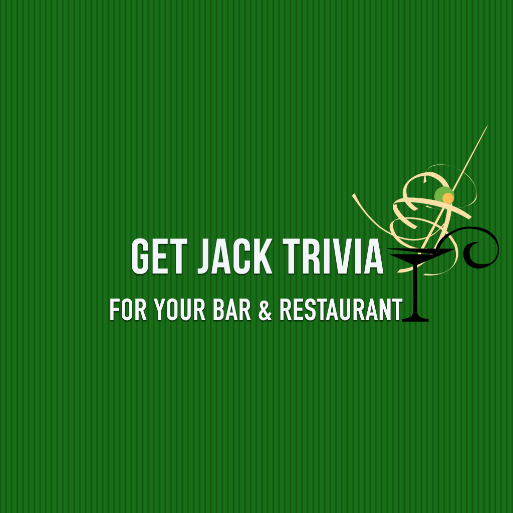 TRIVIA FOR BARS AND RESTAURANTS