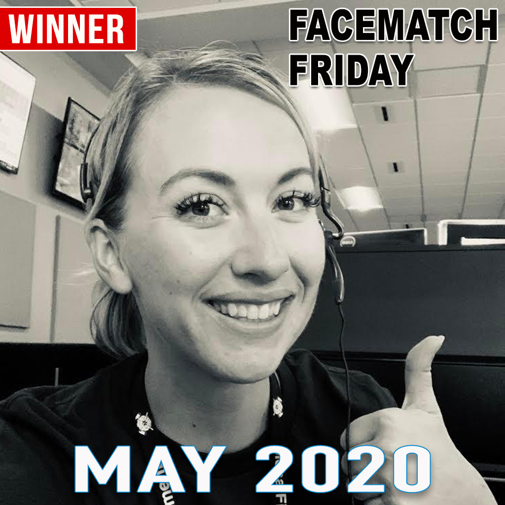 FACE MATCH CONTEST WINNER