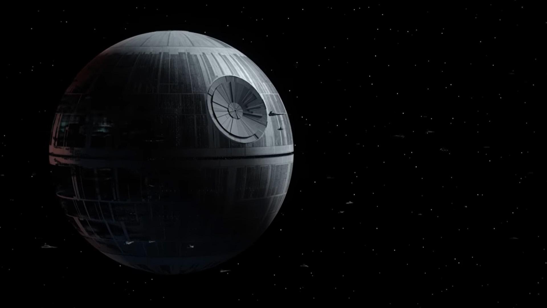 Star Wars TRIVIA Death Star
