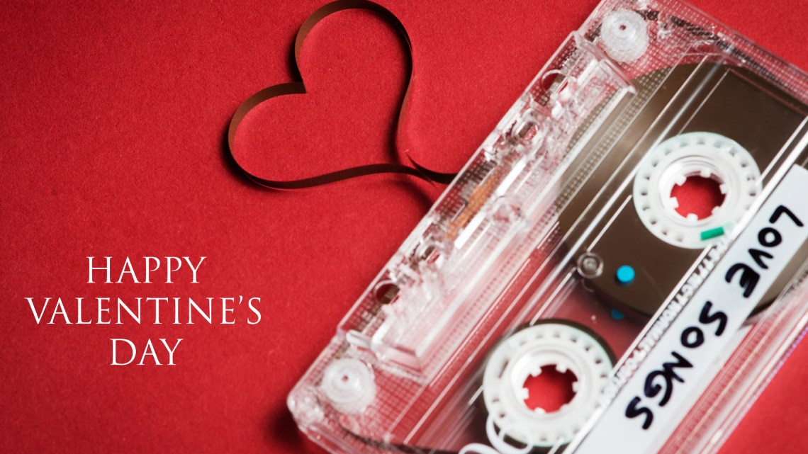 8 BEST  VALENTINE'S DAY SONGS EVER