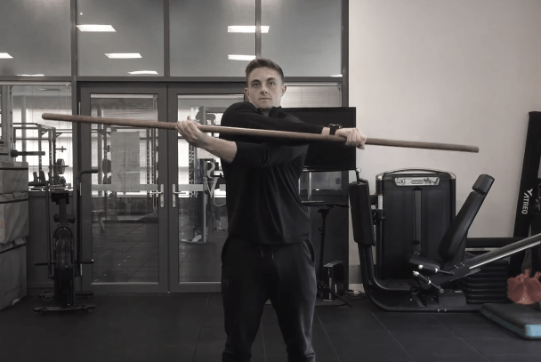 Delt Distraction Series: Upper-body Warm-up