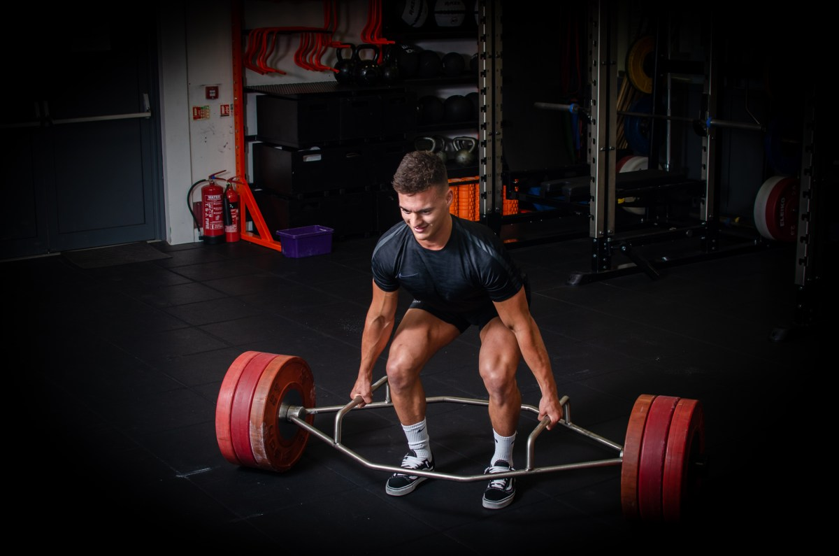 A Case for the Trap-bar Deadlift (Athletes)
