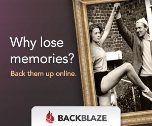 Backblaze backup solution