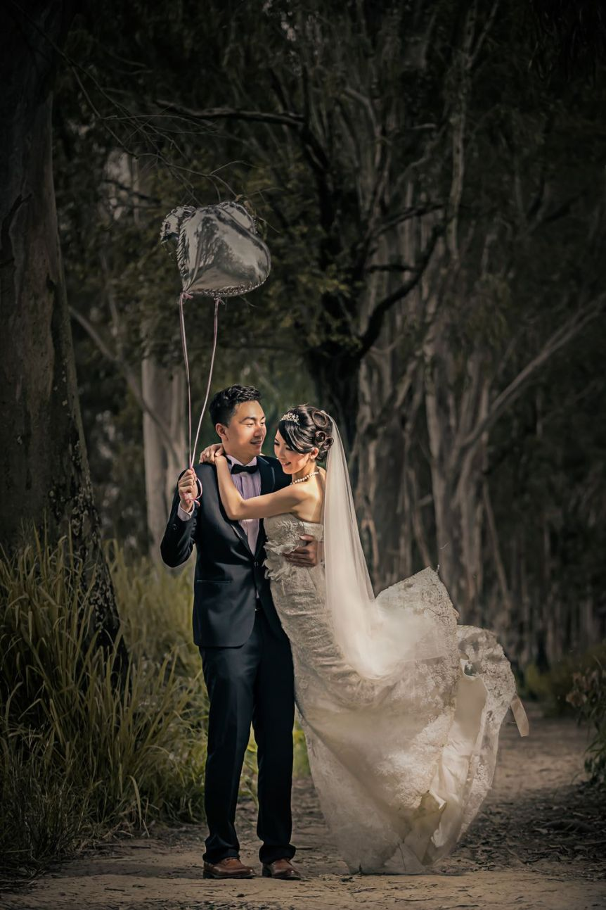 Jack Visuals Pre-wedding Photography