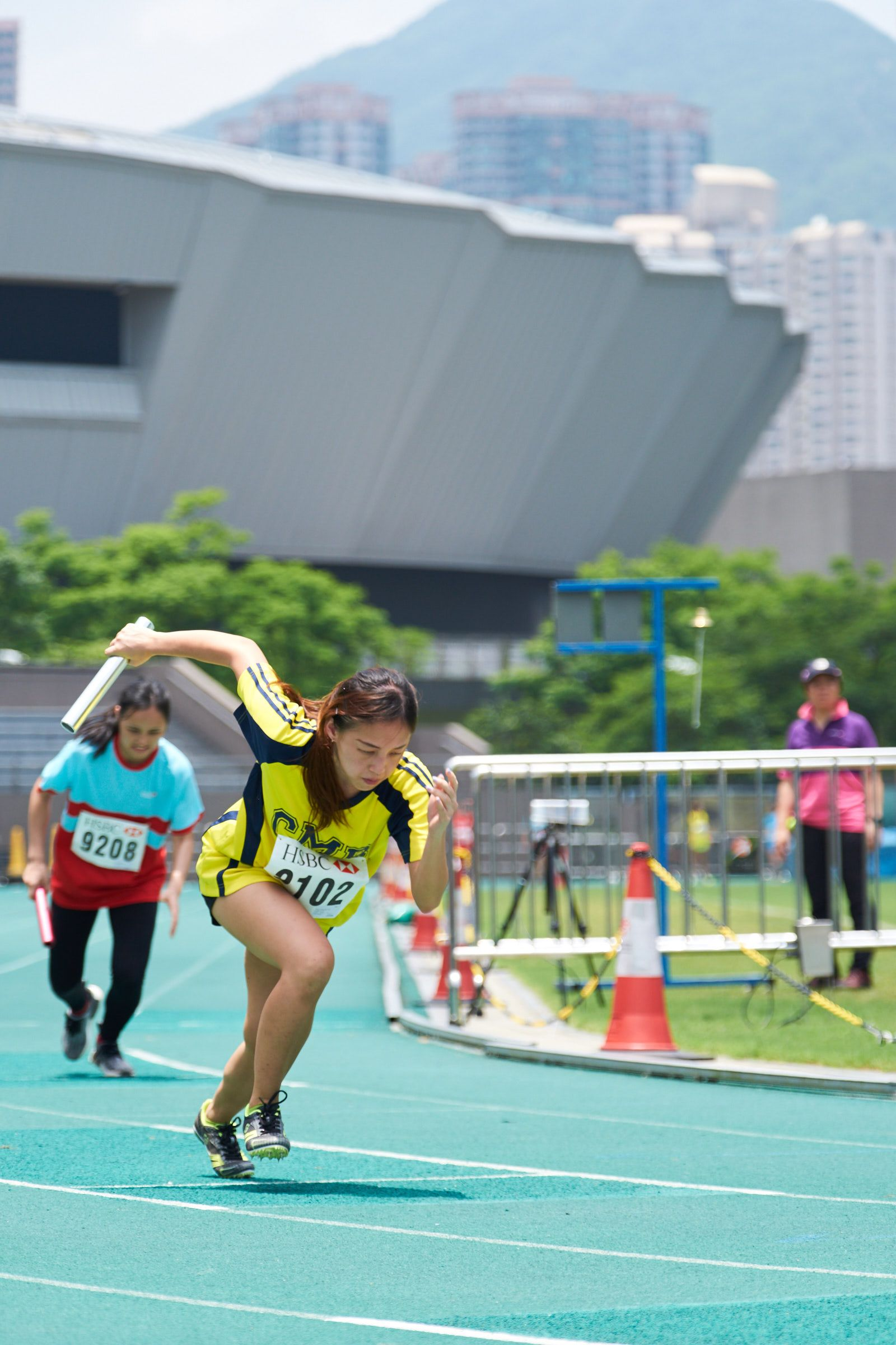 HSBC Sports Day 2016 - Hong Kong