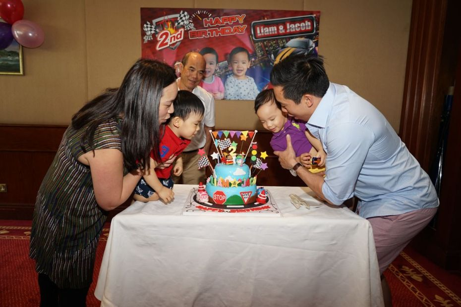 Birthday Party Photography