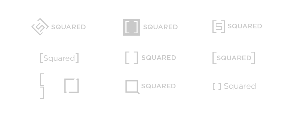 Rough Logo Ideation - Google Squared