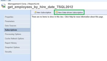 A Simple Guide To Building Reports Using SQL Server