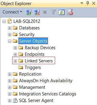 Linked_Servers_location
