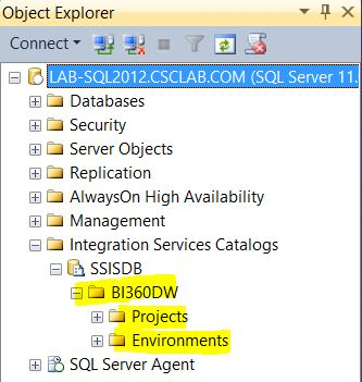 SSIS_Catalog_New_Folder_created