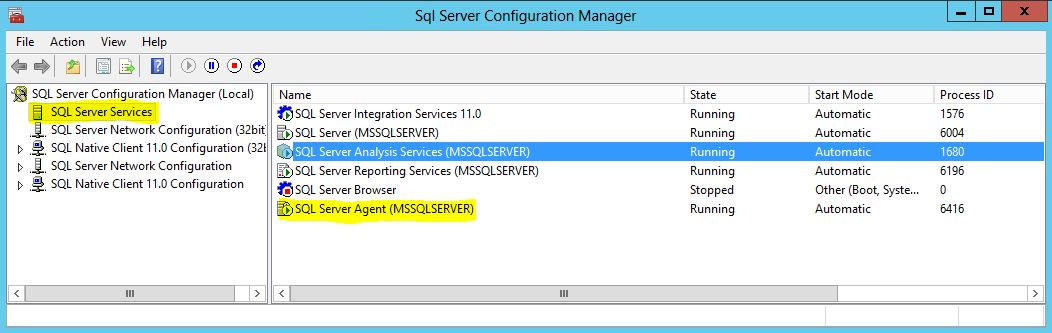 Creating A SQL Server Agent Job To Call A Deployed SSIS Package