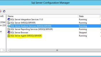 Querying All Actively Running Agent Jobs In SQL Server – Jack Worthen