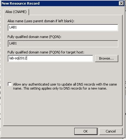 Creating And Configuring An Alias In SQL Server – Jack Worthen