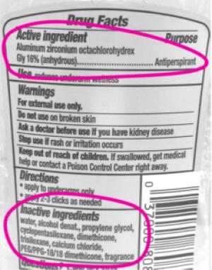Switch To Organic Deodorant