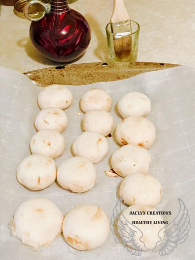 Italian Herb Stuffed Portobello Mushrooms-portobello-mushrooms