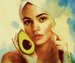 DIY Hydrating and Anti-aging Raw Avocado Face Mask