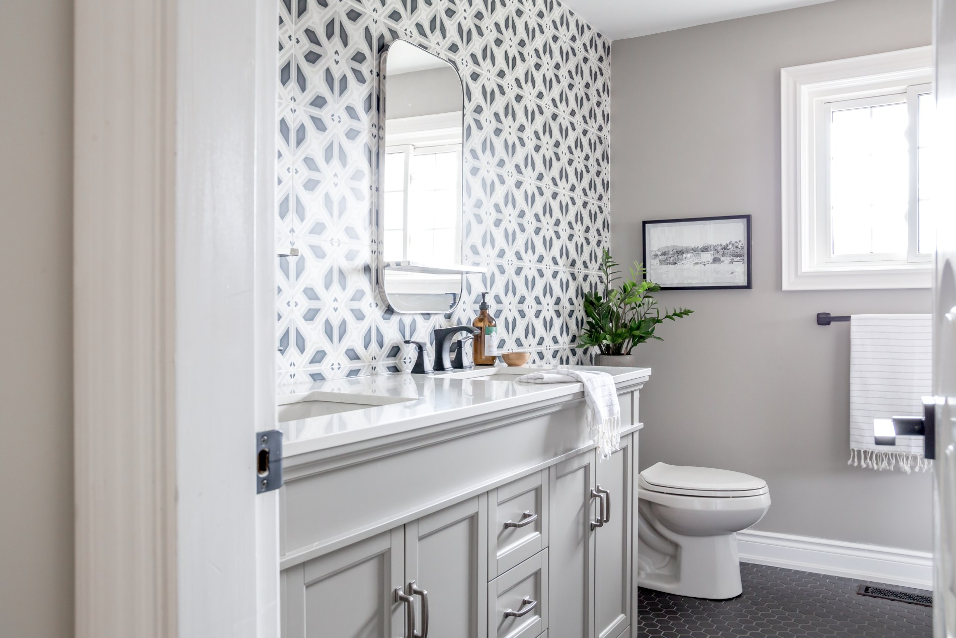 Harper Designs - Bathroom Reno