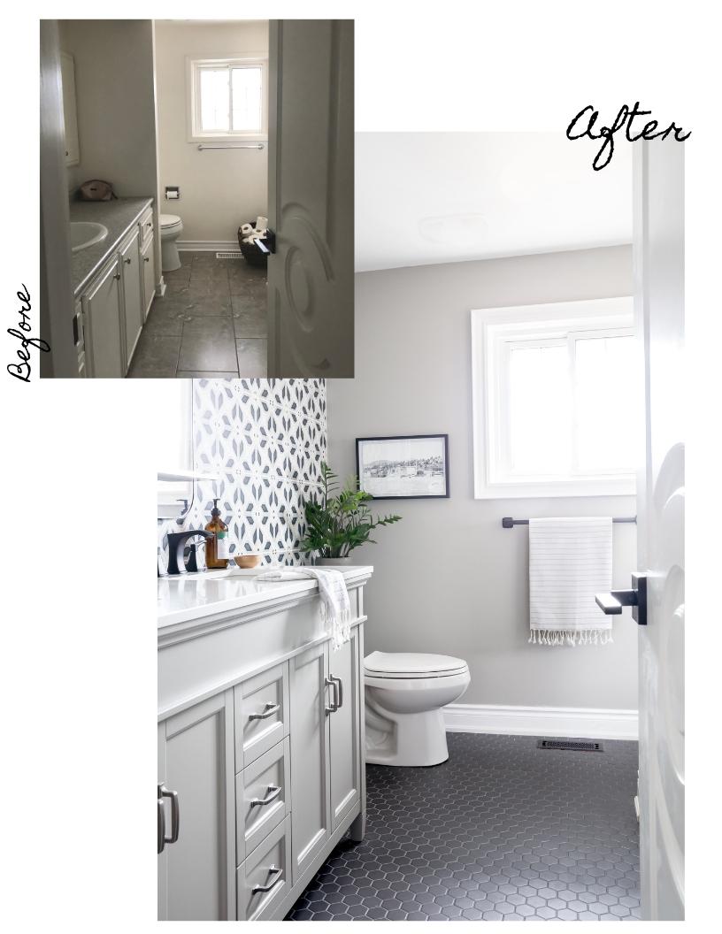 Jaclyn Harper Designs Bathroom Reno