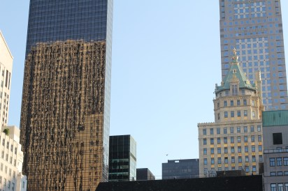 Old and New Gold Buildings